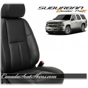 Chevrolet Suburban Leather Seats