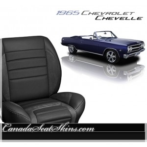 1965 Chevelle Sport R Restomod Seats