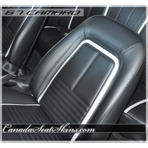 1967 Camaro Sport Carbon Seat Conversion Kit