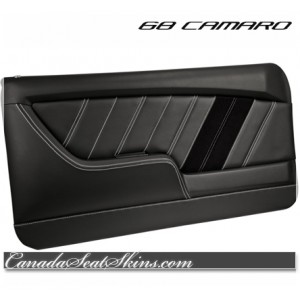 1968 Camaro Sport Touring Custom Door Panels