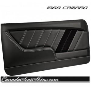 1969 Camaro Sport R Pro Touring Door Panel