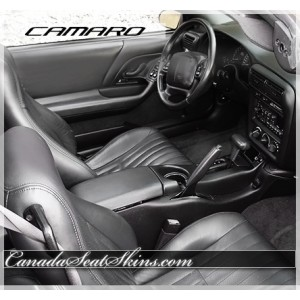 1993 - 2002 Chevrolet Camaro Katzkin Leather Seats