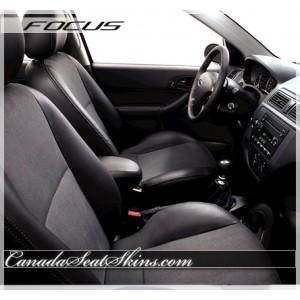 2000 - 2007 Ford Focus Katzkin Leather Seats