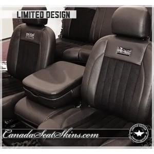 2003 - 2005 Dodge Ram Limited Edition Black Leather Seats