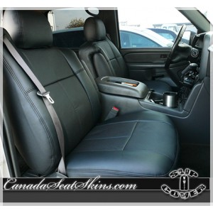 2003 - 2006 Chevrolet Silverado Clazzio Slip Over Seat Covers