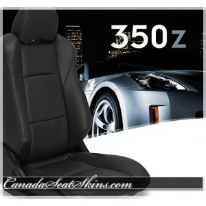 2003 - 2008 Nissan 350Z Katzkin Leather Interior
