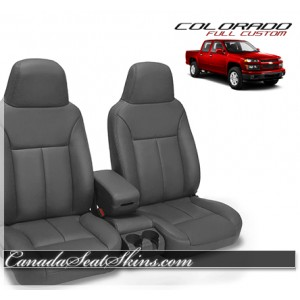 2004 - 2012 Chevrolet Colorado Katzkin Leather Seats