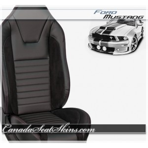2005 - 2007 Ford Mustang High Back Sport R Seat Conversion