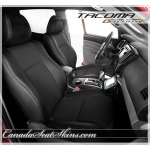 2005 - 2015 Toyota Tacoma Dealer Pak Leather Upholstery Packages