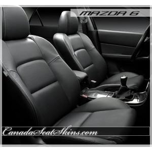 2006 - 2008 Mazda 6 Katzkin Leather Seats
