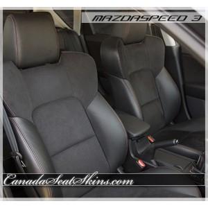 2007 - 2009 Mazdaspeed 3 Leather Seats