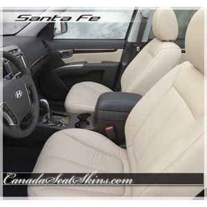 2007 - 2012 Hyundai Santa Fe Katzkin Leather Seats