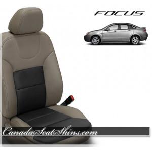 2008 - 2009 Ford Focus Katzkin Leather Seats