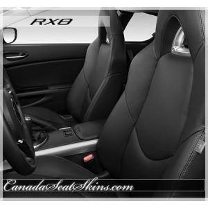2009 - 2012 Mazda RX8 Katzkin Leather Seats