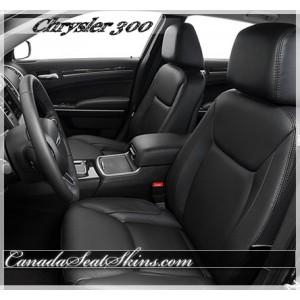 2011 - 2012 Chrysler 300 Katzkin Leather Seats