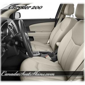 2011 - 2014 Chrysler 200 Katzkin Leather Seats