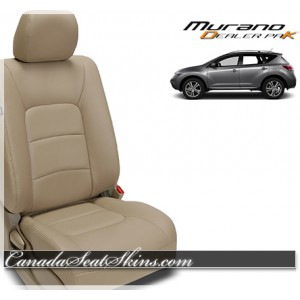 2011 - 2014 Nissan Murano Leather Seats