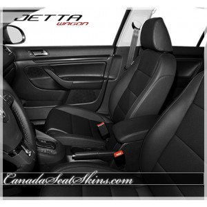 2011 - 2014 Volkswagen Jetta Wagon Katzkin Leather Seats