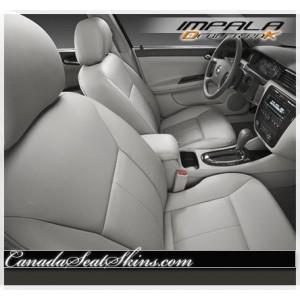 Chevrolet Impala Leather Seats