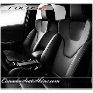 2012 - 2014 Ford Focus ST Katzkin Recaro Leather Seats