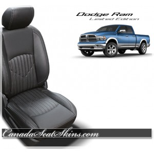 Dodge Ram Detonator Limited Edition Leather Seats