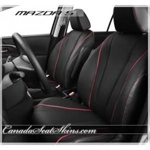 2012 - 2015 Mazda 5 Katzkin Leather Seats