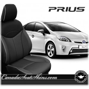 2012 - 2013 Toyota Prius Limited Edition Leather Seats