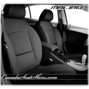 2008 - 2012 Chevrolet Malibu Katzkin Leather Seats
