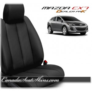2016 - 2017 Mazda CX7 Dealer Pak Leather Seats