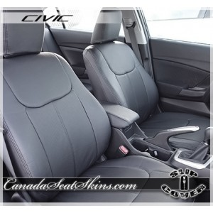 2013 - 2015 Honda Civic Clazzio Seat Covers