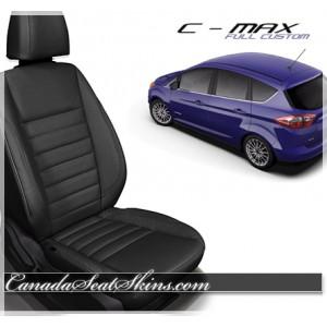 2013 - 2017 Ford Cmax Katzkin Custom Leather Seats Sale