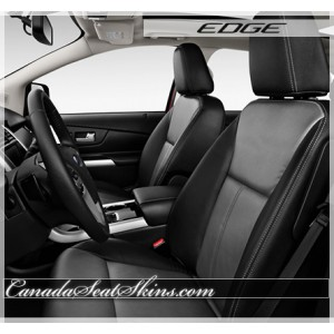 2014 Ford Edge Katzkin Custom Leather Seats