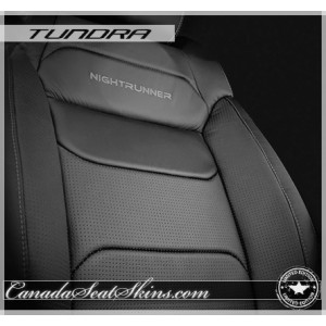 Toyota Tundra Nightrunner Limited Edition Leather Interior