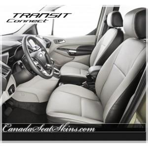 2014 - 2017 Ford Transit Connect Wagon Katzkin Leather Seats