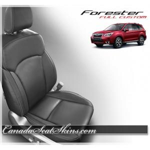2014 - 2018 Subaru Forester Katzkin Leather Seats