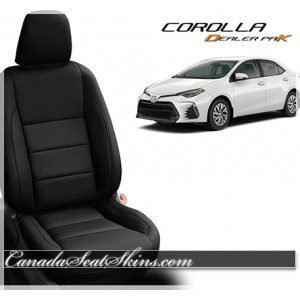 2015 - 2016 Toyota Corolla LE Leather Seats Sale