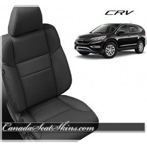 2015 - 2016 Honda CRV Katzkin Leather Seats