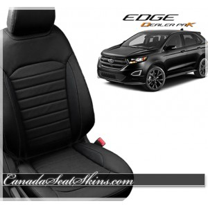 2015 - 2017 Ford Edge Katzkin Leather Seat Sale Black