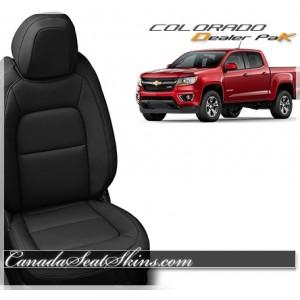 2015 - 2018 Chevrolet Colorado Katzkin Leather Promotion