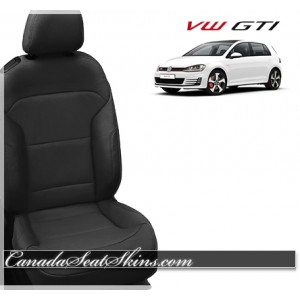 2015 - 2017 Volkswagen GTI Katzkin Leather Seats
