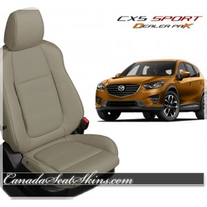 2016 - 2017 Mazda CX5 Sport Katzkin Leather Sale Puddy