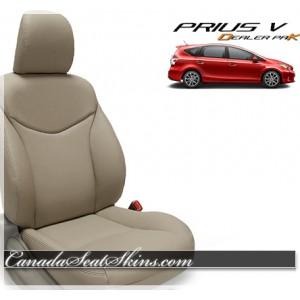 2012 - 2017 Toyota Prius V Wagon Katzkin Seat Sale
