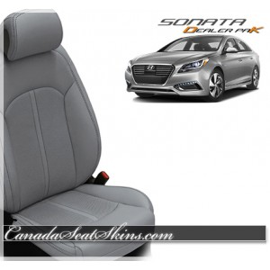 2015 - 2017 Hyundai Sonata Katzkin Leather Seats