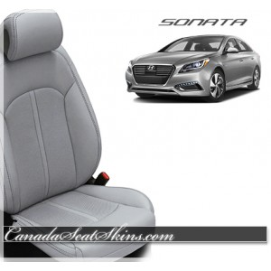 2015 - 2018 Hyundai Sonata Katzkin Leather Seats