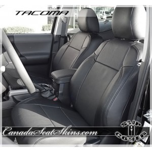 2016 - 2017 Tacoma Clazzio Seat Covers Front