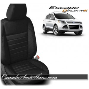 2017 - 2018 Ford Escape Katzkin Dealer Pak Leather Kits