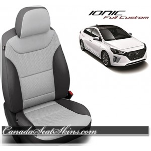 2017 - 2019 Hyundai Ionic Katzkin Leather Seats