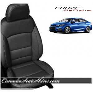 2017 Chevrolet Cruze Katzkin Custom Leather Seats