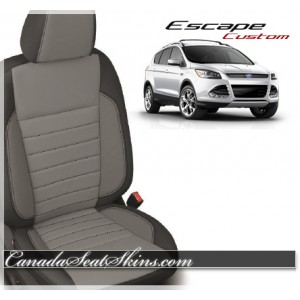 2017- 2018 Ford Escape Katzkin Custom Leather Seats
