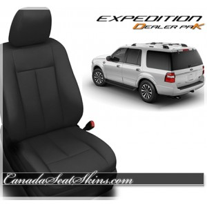 2012 - 2016 Ford Expedition Dealer Pak Leather Seat Kit